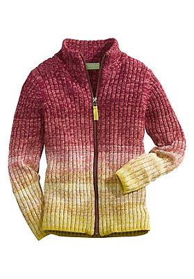 - Cardigan aus reiner Bio-Baumwolle