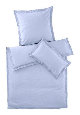 - Chambray-Bettwäsche aus reiner Bio-Baumwolle
