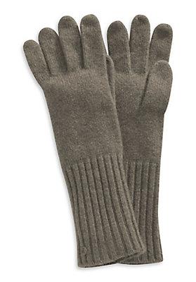 - Damen Handschuhe aus reiner Yak-Wolle