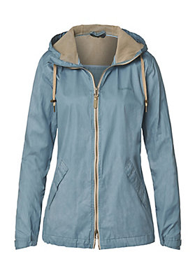 - Damen Jacke Raincare aus reiner Bio-Baumwolle