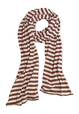 - Damen Jersey-Schal aus reiner Bio-Baumwolle