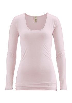 - Damen Langarm-Shirt aus Bio-Baumwolle und Modal