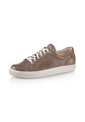 - Damen Leder-Sneaker