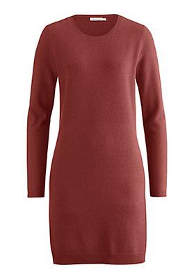 - Damen Minikleid aus Schurwolle mit Kaschmir