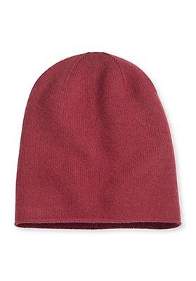 - Damen Mütze aus Schurwolle mit Kaschmir