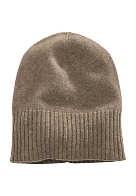 - Damen Mütze aus reiner Yak-Wolle