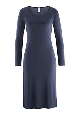 - Damen Nachthemd aus reiner Bio-Seide
