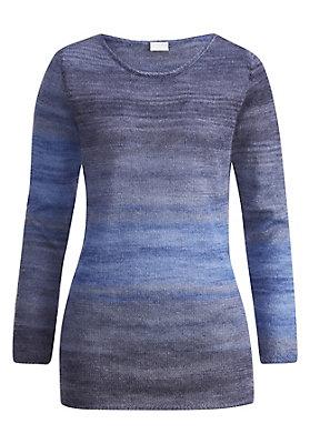- Damen Pullover aus Mohair mit Seide