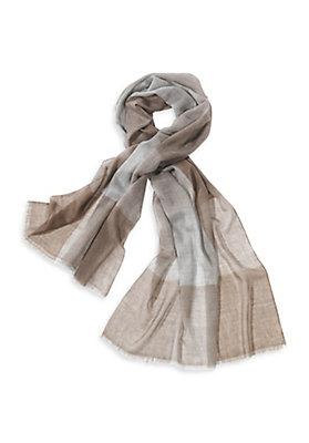- Damen Schal aus reinem Kaschmir