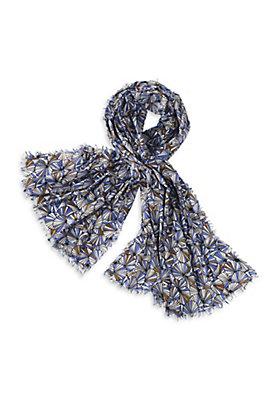 - Damen Schal aus reiner Bio-Baumwolle