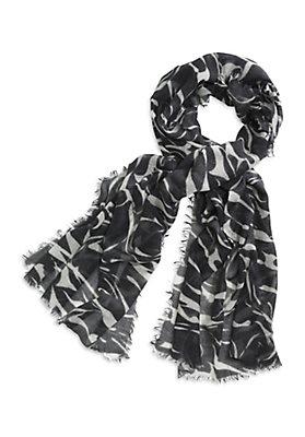- Damen Schal aus reiner Schurwolle