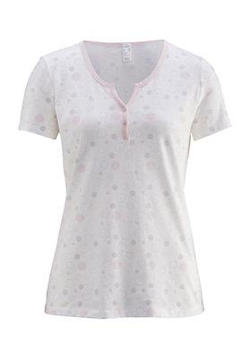 - Damen Shirt aus reiner Bio-Baumwolle