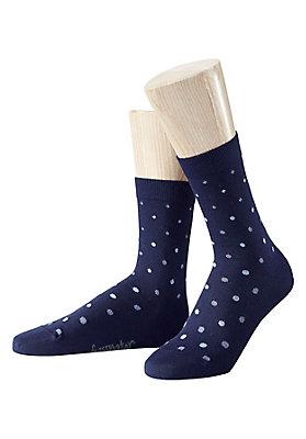 - Damen-Socke aus Bio-Baumwolle