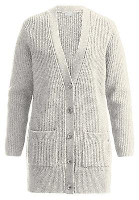 - Damen Strickjacke aus reiner Schurwolle