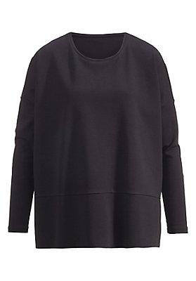 - Damen Sweatshirt aus Modal mit Bio-Baumwolle