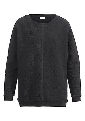 - Damen-Sweatshirt aus reiner Bio-Baumwolle