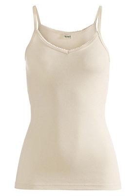 - Damen Trägerhemd PureNATURE aus reiner Bio-Baumwolle