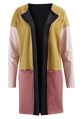 - Damen Wende-Mantel aus reiner Bio-Baumwolle