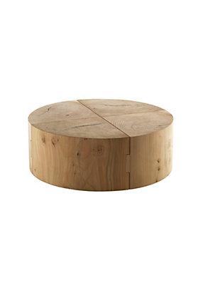 - Eco Block Round Beistelltisch