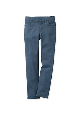- Farbige Jeans aus Baumwolle mit Elasthan