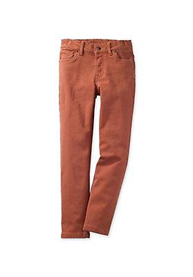 - Farbige Jeans aus Bio-Baumwolle