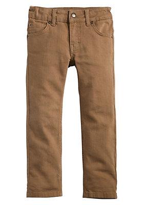 schulanfang - Farbige Jeans aus reiner Bio-Baumwolle