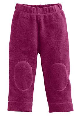 - Fleece-Hose aus reiner Bio-Baumwolle