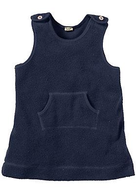 - Fleece-Kleid aus reiner Bio-Baumwolle