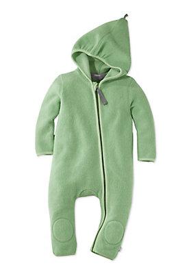 - Fleece Overall aus reiner Bio-Baumwolle