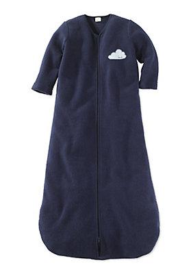 - Fleece Schlafsack aus reiner Bio-Baumwolle