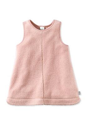 - Fleece- Kleid aus reiner Bio-Baumwolle