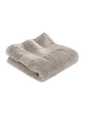 - Frottee-Handtuch aus reiner Bio-Baumwolle