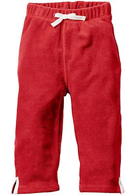 - Frottee-Hose aus reiner Bio-Baumwolle