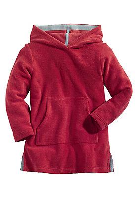 - Frottee Sweatshirt Mädchen aus reiner Bio-Baumwolle