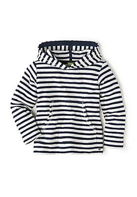 - Frottee Sweatshirt aus reiner Bio-Baumwolle