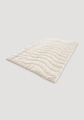 - Ganzjahres-Decke Kapok mit Bio-Baumwolle