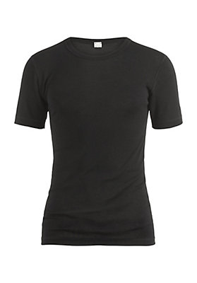 - Halbarm-Shirt PureWOOL aus reiner Bio-Merinowolle