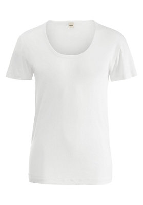 - Halbarmshirt aus reiner Bio-Baumwolle