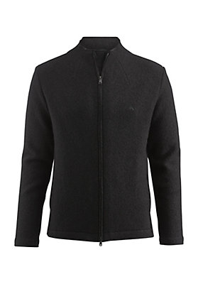 - Herren Jacke aus reiner Schurwolle