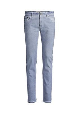 - Herren Jeans Straight Fit Coloured aus Bio-Baumwolle