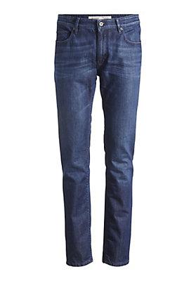 - Herren Jeans Straight Fit aus reinem Bio-Denim