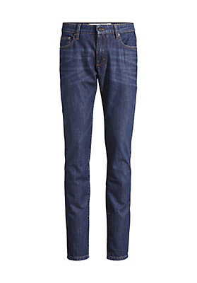 - Herren Jeans Tapered Fit aus reinem Bio-Denim