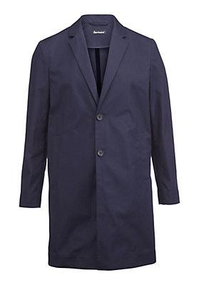 - Herren Mantel aus reiner Bio-Baumwolle