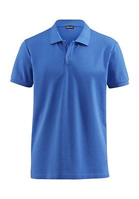 - Herren Poloshirt aus reiner Bio-Baumwolle