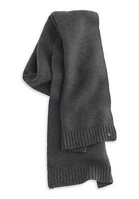 - Herren Schal aus Schurwolle mit Kaschmir