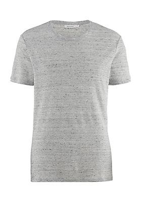 - Herren Shirt aus reinem Leinen