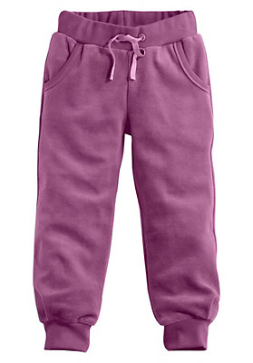- Hose aus reiner Bio-Baumwolle