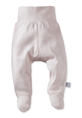- Hose mit Fuß aus reiner Bio-Baumwolle