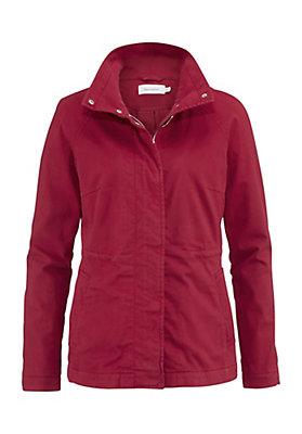 - Jacke aus Baumwolle