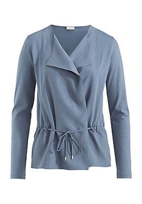 - Jacke aus Bio-Baumwolle und Modal